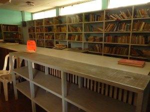 Bibliothèque de Ciudad Dario