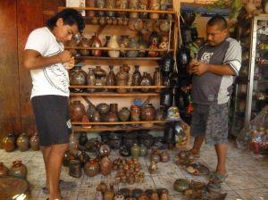 Potiers à San Juan de Oriente